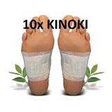 Detoxikační náplasti Kiyome Kinoki 10 ks