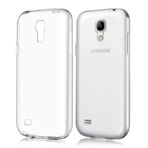 Transparentní silikonové pouzdro Samsung Galaxy S4 mini i9190