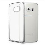 Transparentní silikonové pouzdro Samsung Galaxy S7 edge