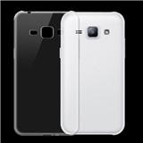 Transparentní silikonové pouzdro Samsung Galaxy J1