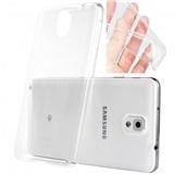 Transparentní silikonové pouzdro Samsung Galaxy Note 3