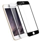 Tvrzené sklo Apple iPhone 6S 3D, bílé