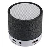 Reproduktor LED Mini Bluetooth G-4800 Černá